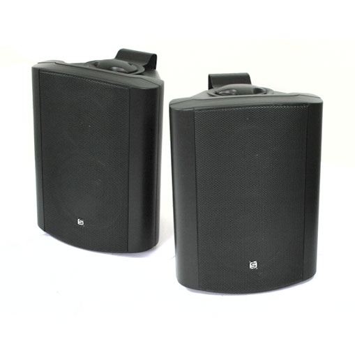 Gastronomie Set PA Boxen Verstärker Lautsprecher