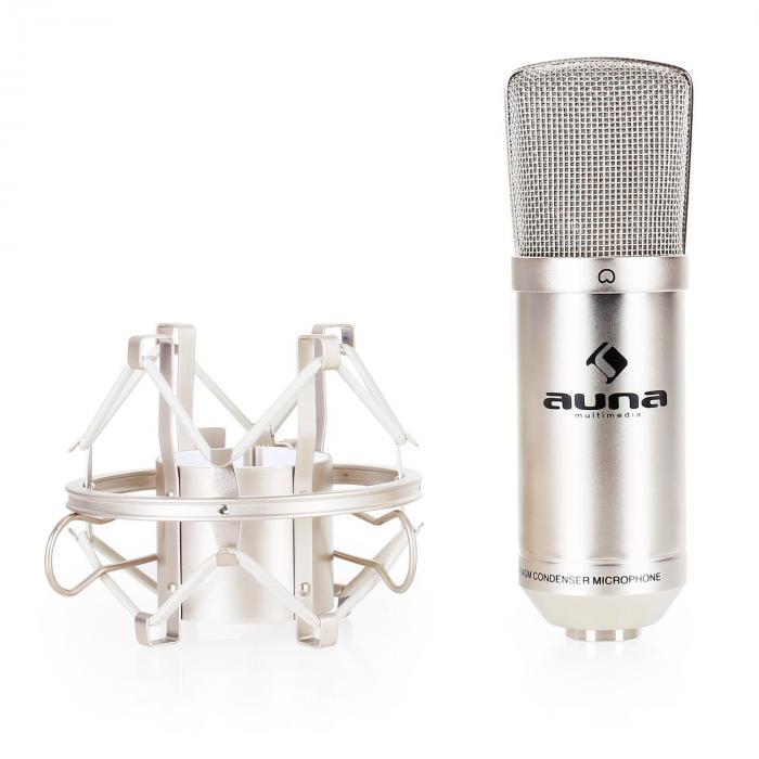 CM001S Profi-Kondensatormikrofon Studio Gesang Instrumente XLR