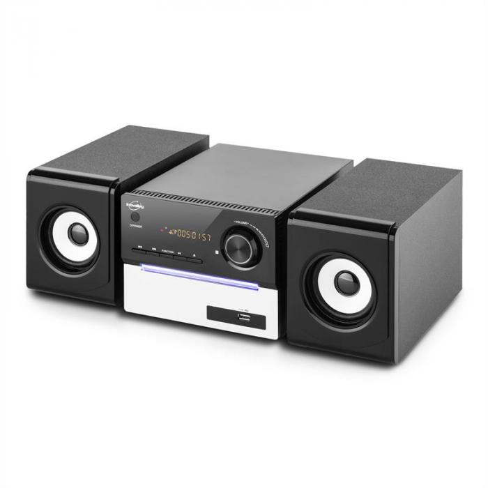 CH11CD Audiosystem CD USB SD MP3 UKW AUX Fernbedienung
