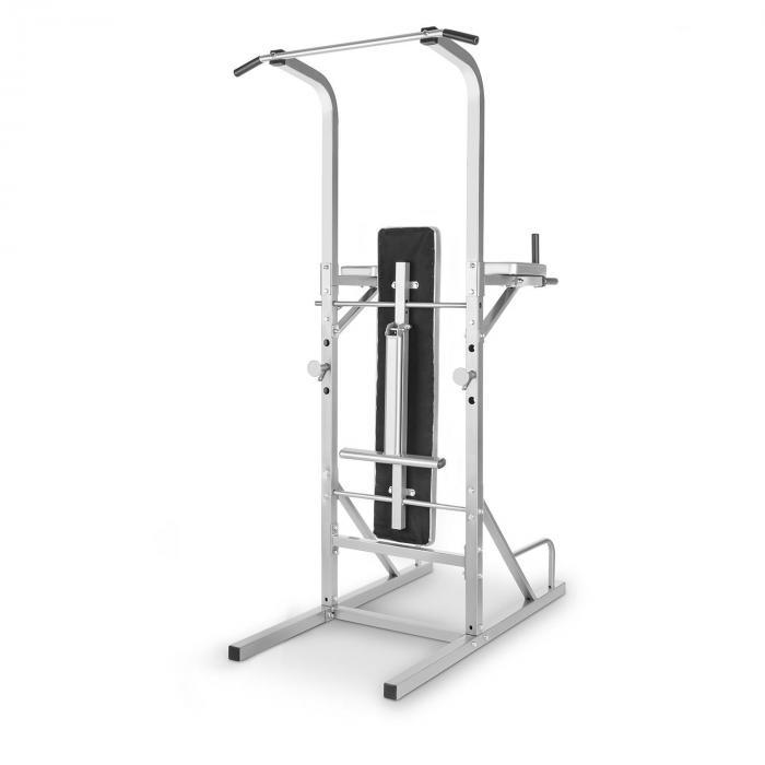 Spiris Multifunktions-Powertower Kraftsportturm Heimtrainer