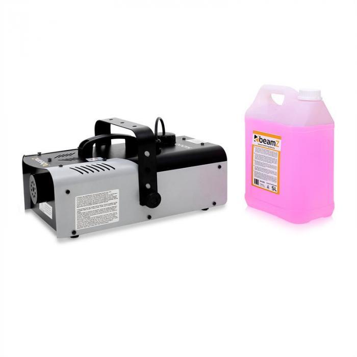 S1200 MKII Nebelmaschine mit Nebelflüssigkeit